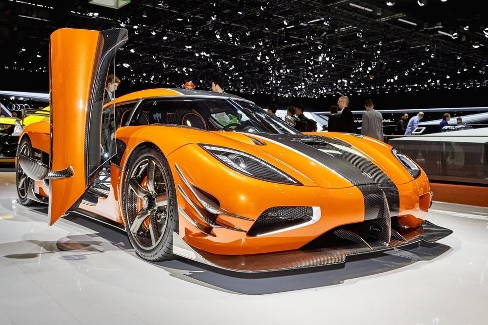 Koenigsegg One1