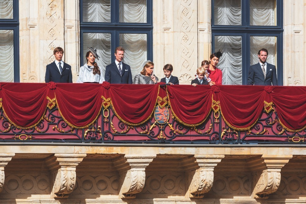 Luxemburg koningshuis