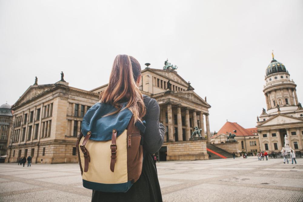 Berlijn student