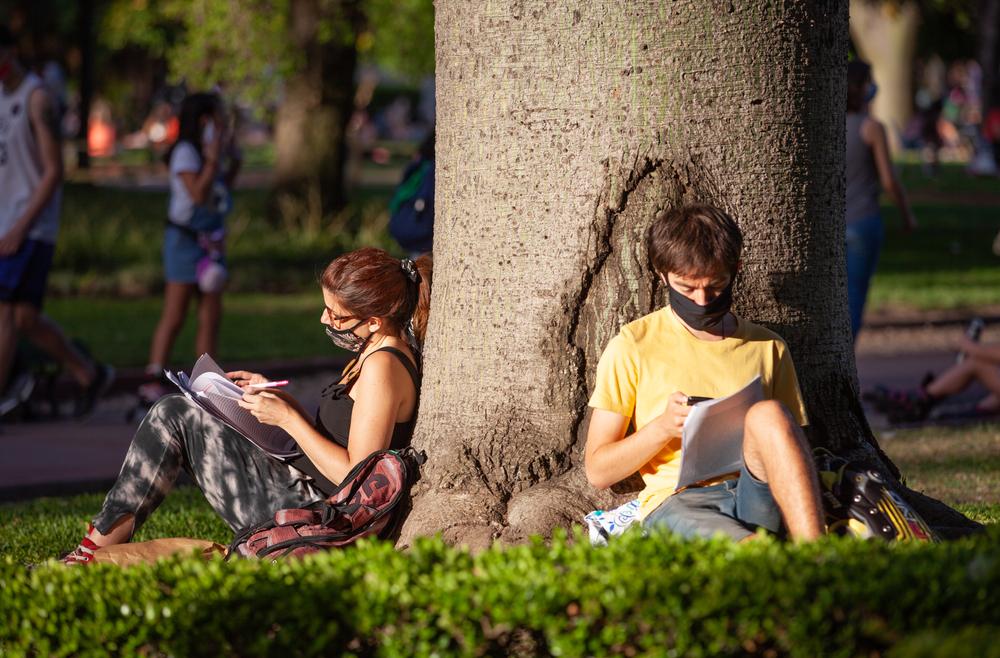 Buenos Aires studenten