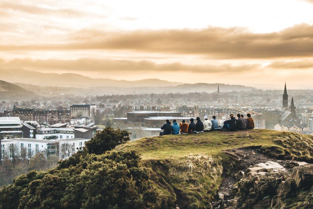 Edinburgh studenten