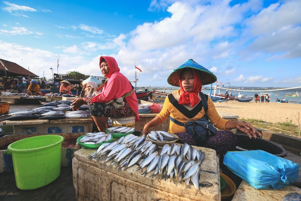 Kedonganan Fish Markt