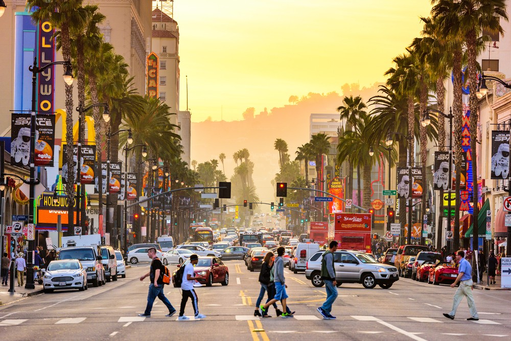 Los Angeles Conservancy Wandeltour
