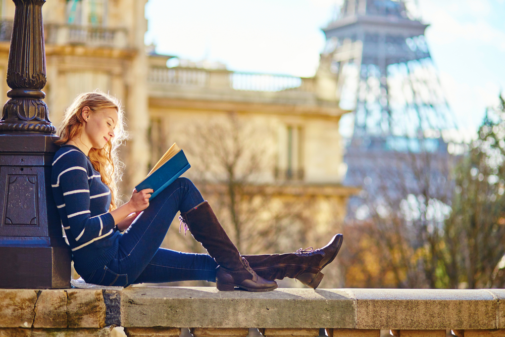 Parijs student