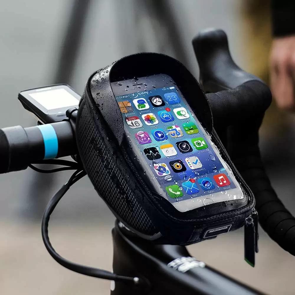 Telefoonhouder voor de fiets