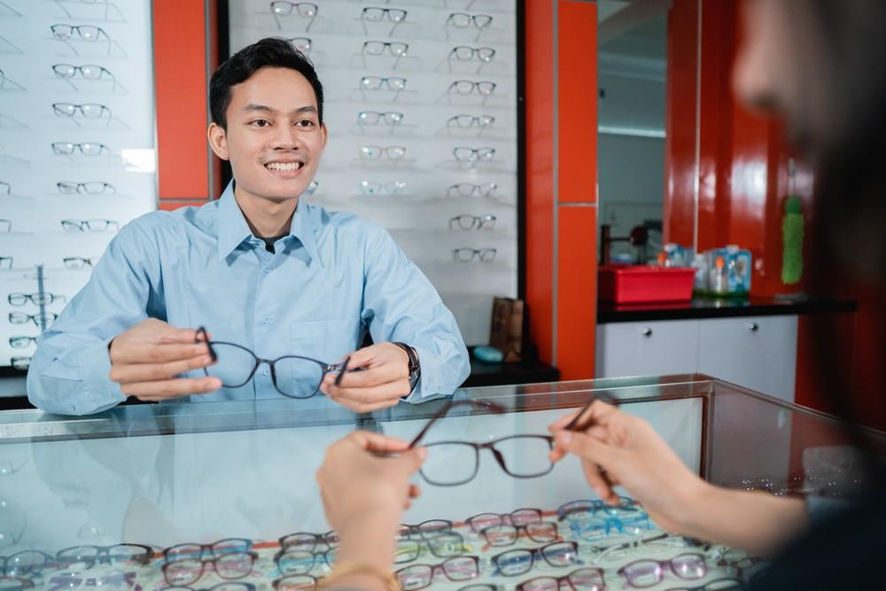 Verkoopmedewerker optiek