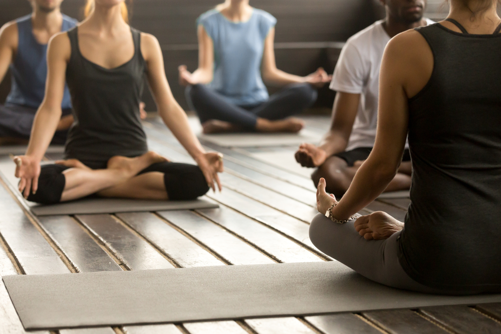 Yoga lerares