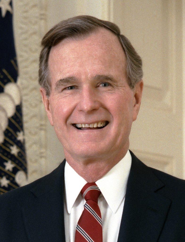 George H.W. Bush, Sr.