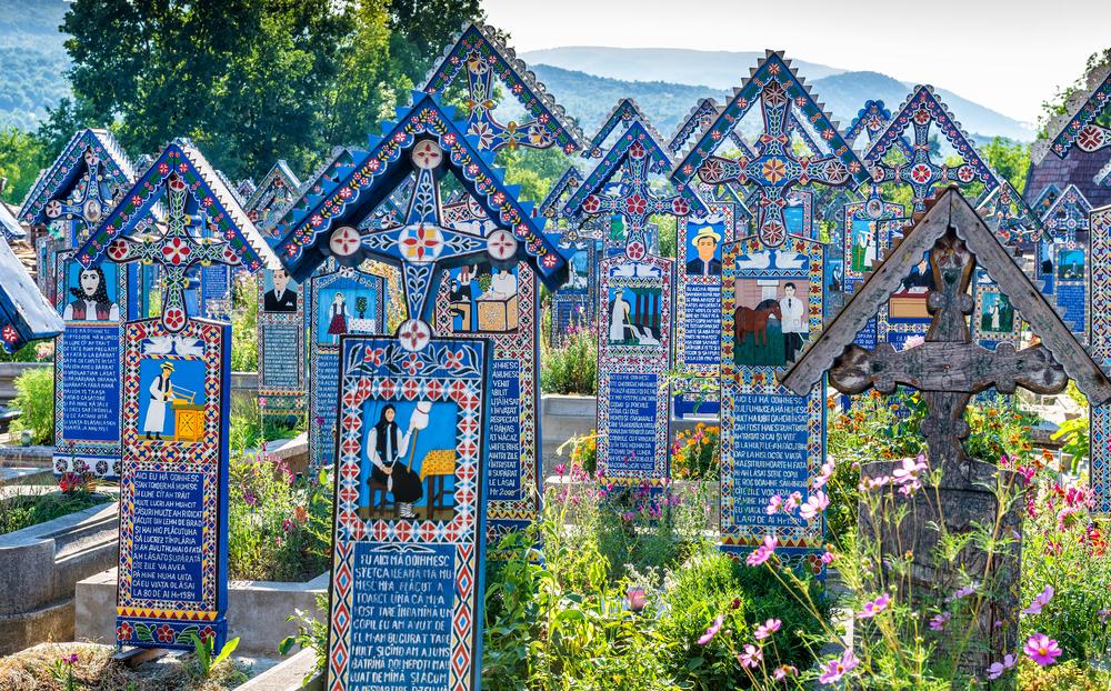 Merry Cemetery