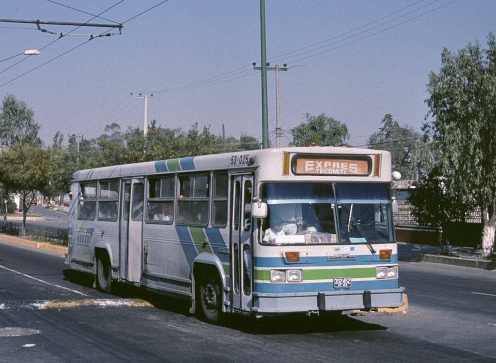 Mexicana de Autobuses S.A. de C.V.