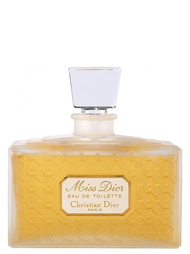 Miss Dior (1947) van Christian Dior